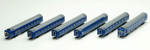 98626 JR14系15形特急寝台客車(富士/はやぶさ)セット[TOMIX]《在庫切れ》