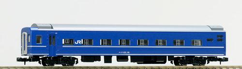 9512 JR客車 オハネフ25 100形(銀帯・Hゴム黒色)[TOMIX]《発売済・在庫品》