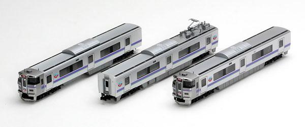 98240 JR 733 1000系近郊電車(はこだてライナー)基本セット(3両)[TOMIX]《取り寄せ※暫定》