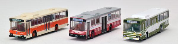 ザ・バスコレクション 広島バスセンター開業60周年記念セット[トミーテック]《在庫切れ》