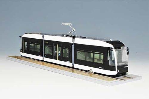 H-001 札幌市交通局 A1200形 路面電車 ポラリス[スタジオミド]《在庫切れ》