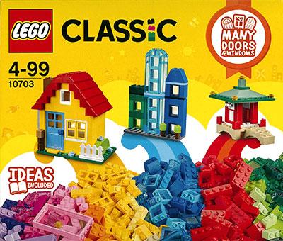 レゴクラシック アイデアパーツ〈建物セット〉[レゴジャパン]《在庫切れ》