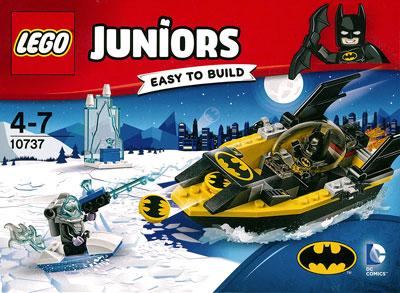レゴ ジュニア バットマン vs ミスター・フリーズ[レゴジャパン]【送料無料】《在庫切れ》