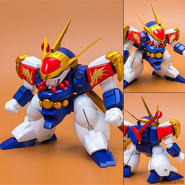 PLAMAX MS-02 魔神英雄伝ワタル 龍神丸 プラモデル[マックスファクトリー]《在庫切れ》