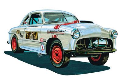"""1/25 1949 フォード クーペ """"ガスマン"""" プラモデル[AMT]《在庫切れ》"""