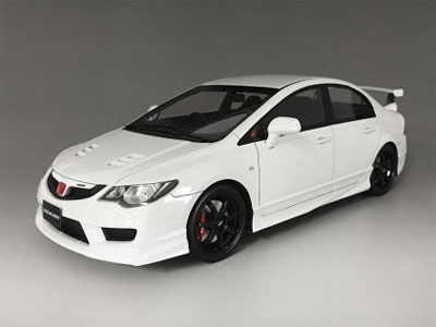 amiami character hobby shop 1 18 honda civic type r. Black Bedroom Furniture Sets. Home Design Ideas