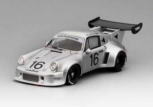 1/43 ポルシェ 911 カレラ RSR ターボ 1977 #16 IMSA ミッドオハイオ バセク ポラック レーシング[TSMモデル]《取り寄せ※暫定》