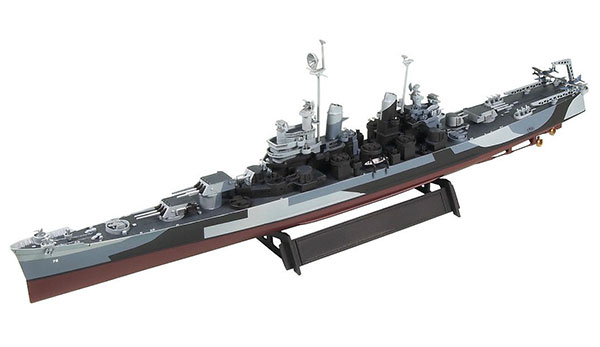 1/700 スカイウェーブシリーズ アメリカ海軍 重巡洋艦 ピッツバーグ 1944 プラモデル[ピットロード]《05月予約》