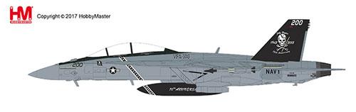 1/72 F/A-18F スーパーホーネット VFA-103 70周年記念塗装[ホビーマスター]《在庫切れ》