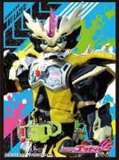キャラクタースリーブ 仮面ライダーエグゼイド仮面ライダーレーザーチャンバラバイクゲーマーレベル3(EN-439) パック[エンスカイ]《発売済・在庫品》