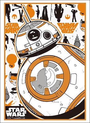 ブシロードスリーブコレクション ハイグレード Vol.1280 STAR WARS 『BB-8』Part.2 パック