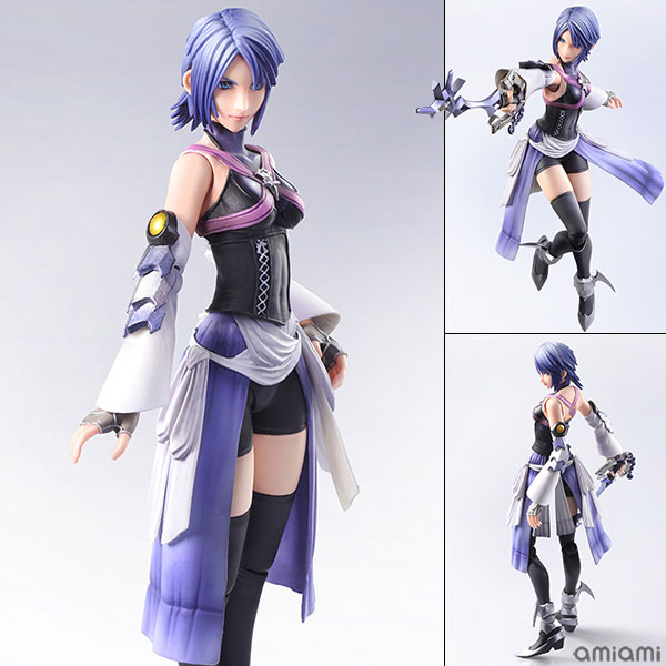 Play Arts Kai - Kingdom Hearts 0.2 Birth by Sleep -A fragmentary passage- Aqua(Pre-order)プレイアーツ改 KINGDOM HEARTS 0.2 Birth by Sleep -A fragmentary passage- アクアScale Figure