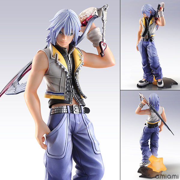 Static Arts Gallery - Kingdom Hearts II: Riku Complete Figure(Pre-order)スタティックアーツギャラリー KINGDOM HEARTS II リク 完成品フィギュアScale Figure