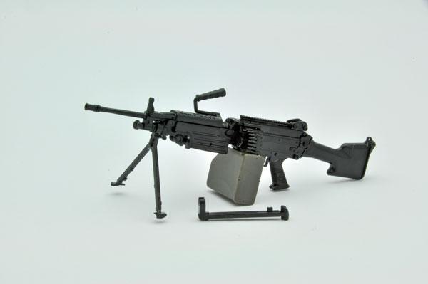 リトルアーモリー 〈LA032〉1/12 M249タイプ プラモデル[トミーテック]《08月予約》
