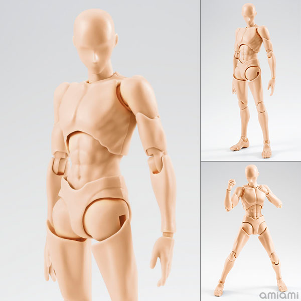 S.H. Figuarts - Body-kun -Rihito Takarai- Edition (Pale orange Color Ver.)(Pre-order)S.H.フィギュアーツ ボディくん -宝井理人- Edition (Pale orange Color Ver.)Scale Figure