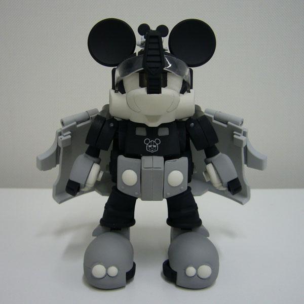 トランスフォーマー ディズニーレーベル ミッキーマウストレーラー モノクローム[タカラトミー]【送料無料】《発売済・在庫品》