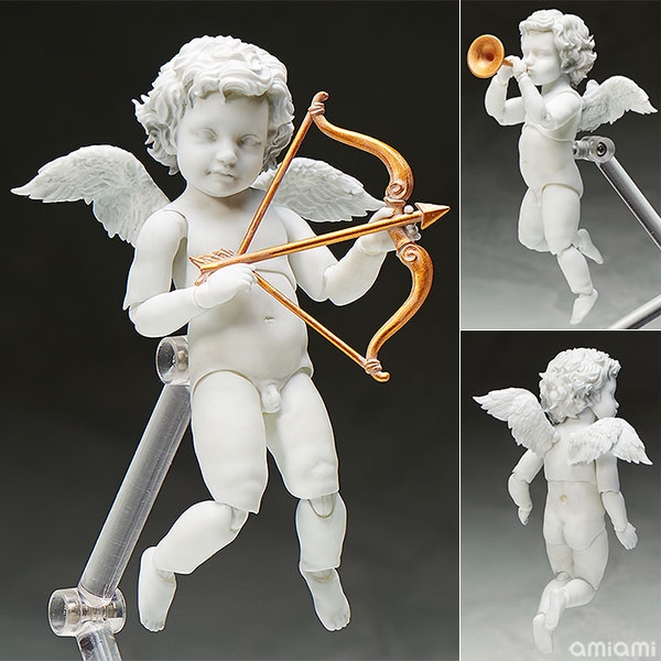 figma - The Table Museum: Angel Statues Single ver.(Pre-order)figma テーブル美術館 天使像 ひとりver.Figma