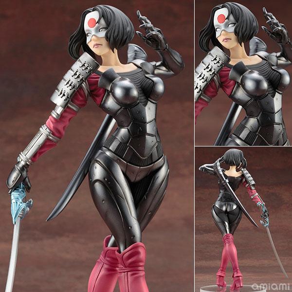 DC COMICS美少女 DC UNIVERSE カタナ 1/7 完成品フィギュア[コトブキヤ]《発売済・在庫品》