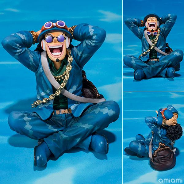 フィギュアーツZERO ウソップ-ONE PIECE 20周年 ver.- 『ワンピース』 アニメ・キャラクターグッズ新作情報・予約開始速報