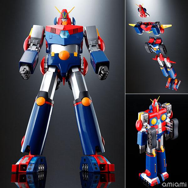 DX超合金魂 超電磁ロボ コン・バトラーV[バンダイ]【同梱不可】【送料無料】《12月予約》