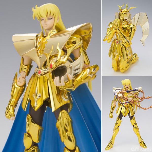 聖闘士聖衣神話EX バルゴシャカ 〈リバイバル版〉 『聖闘士星矢 黄金魂』[バンダイ]《在庫切れ》