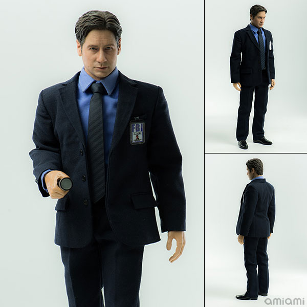 THE X FILES (X-ファイル) AGENT MULDER (モ�