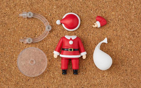 ねんどろいどもあ きせかえクリスマス 男の子Ver.[グッドスマイルカンパニー]《発売済・在庫品》