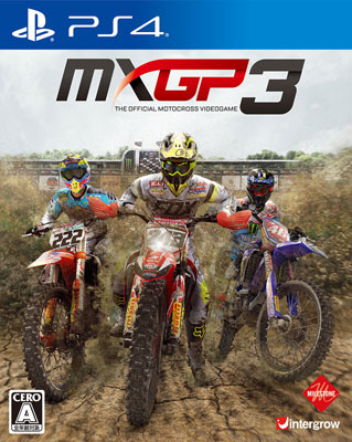 PS4 MXGP3 - The Official Motocross Videogame[インターグロー]《07月予約》