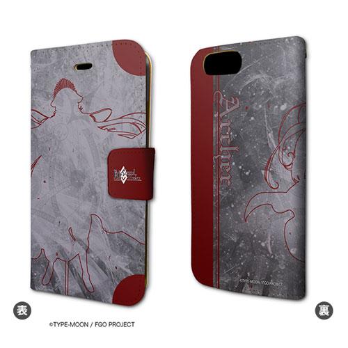 手帳型スマホケース(iPhone7専用)「Fate/Grand Order」10/アーチャー/織田信長