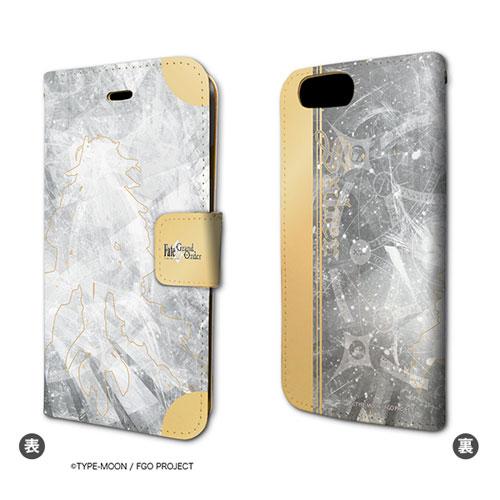 手帳型スマホケース(iPhone7専用)「Fate/Grand Order」23/セイバー/ネロ・クラウディウス[ブライド]