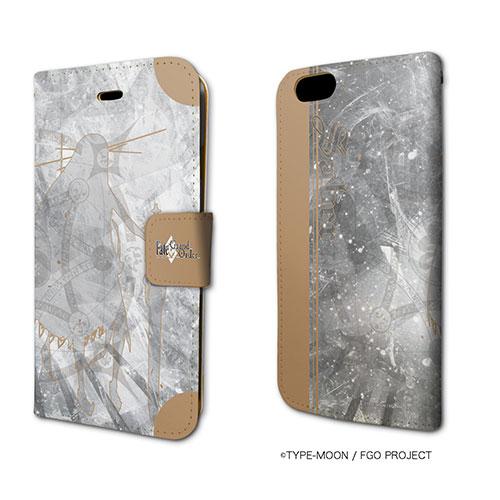 手帳型スマホケース(iPhone6/6s専用)「Fate/Grand Order」31/セイバー/アルテラ