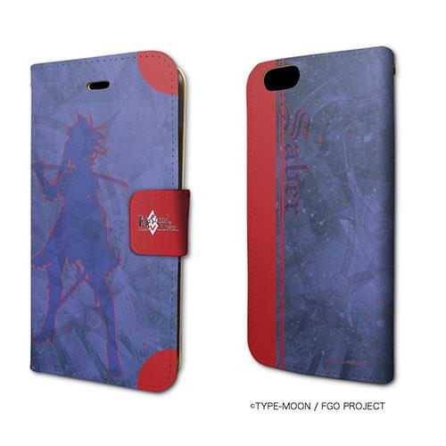 手帳型スマホケース(iPhone6/6s専用)「Fate/Grand Order」32/セイバー/宮本武蔵