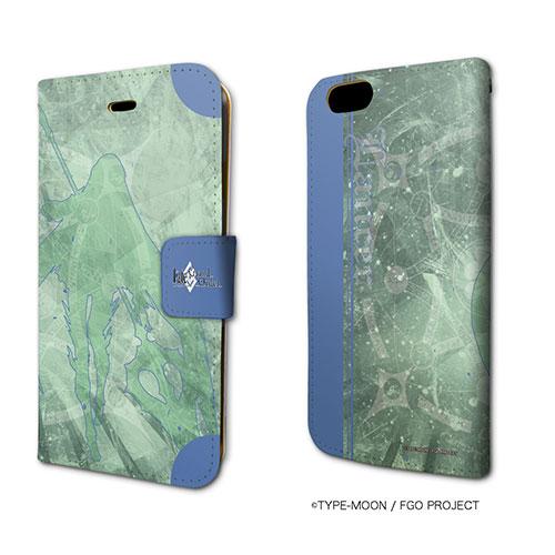 手帳型スマホケース(iPhone6/6s専用)「Fate/Grand Order」35/ランサー/ブリュンヒルデ