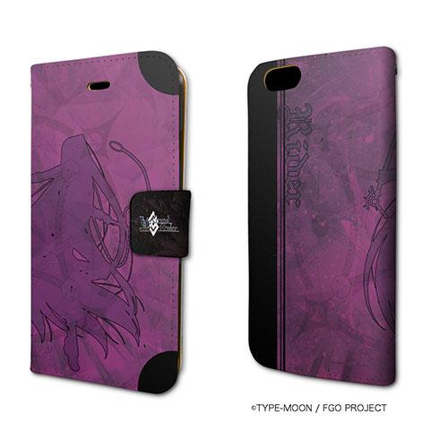 手帳型スマホケース(iPhone6/6s専用)「Fate/Grand Order」36/ライダー/メドゥーサ