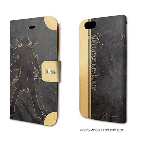 手帳型スマホケース(iPhone6/6s専用)「Fate/Grand Order」38/バーサーカー/坂田金時