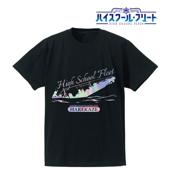 ハイスクール・フリート ホログラムTシャツ/メンズ(サイズ/M)[アルマビアンカ]《05月予約》