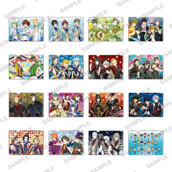 アイドルマスター SideM ぷちクリアファイルコレクション Live.02 8個入りBOX[KADOKAWA]《発売済・在庫品》