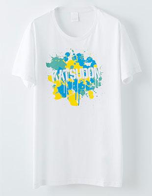 ユーリ!!! on ICE KATSUDON Tシャツ[ムービック]《在庫切れ》