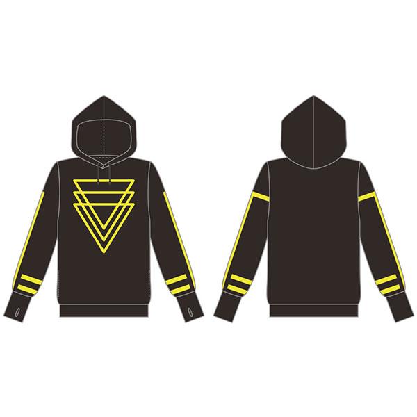 A3! 斑鳩三角の私服パーカーフリーサイズ[ムービック]《09月予約》