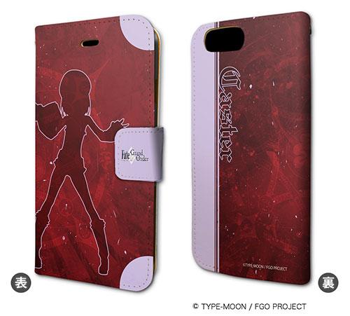 手帳型スマホケース(iPhone7専用)「Fate/Grand Order」18/キャスター/エレナ・ブラヴァツキー[A3]《在庫切れ》