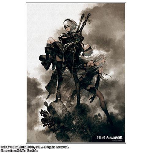 NieR:Automata ウォールスクロール ポスター[スクウェア・エニックス]《在庫切れ》