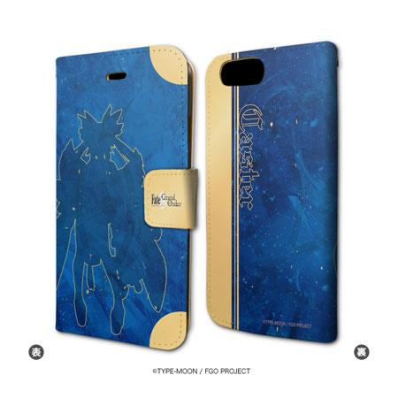 手帳型スマホケース(iPhone7専用)「Fate/Grand Order」27/キャスター/玉藻の前
