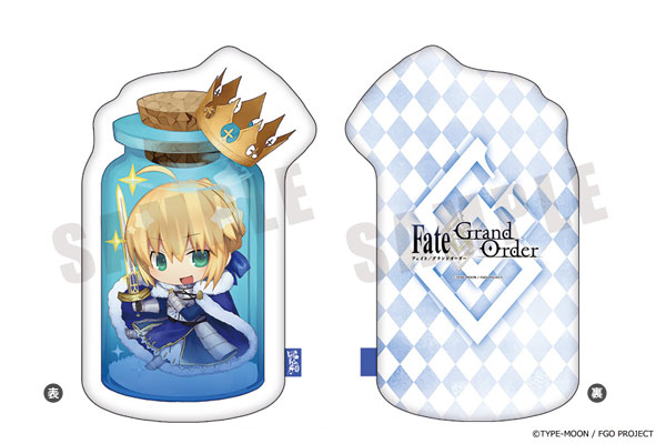 CharaToria Cushion - Fate/Grand Order: Saber/Altria Pendragon(Released)きゃらとりあクッション Fate/Grand Order セイバー/アルトリア・ペンドラゴンAccessory