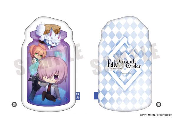 きゃらとりあクッション Fate/Grand Order シールダー/マシュ・キリエライト[アルジャーノンプロダクト]《発売済・在庫品》