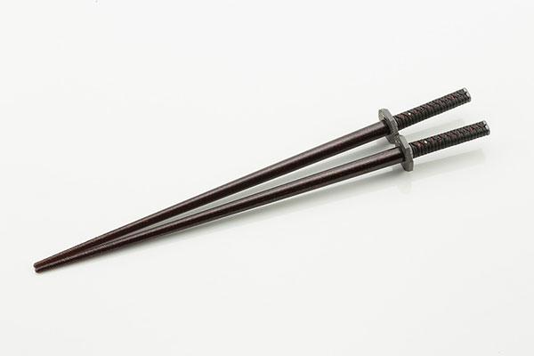 侍箸 日本刀 西郷隆盛[コトブキヤ]《在庫切れ》