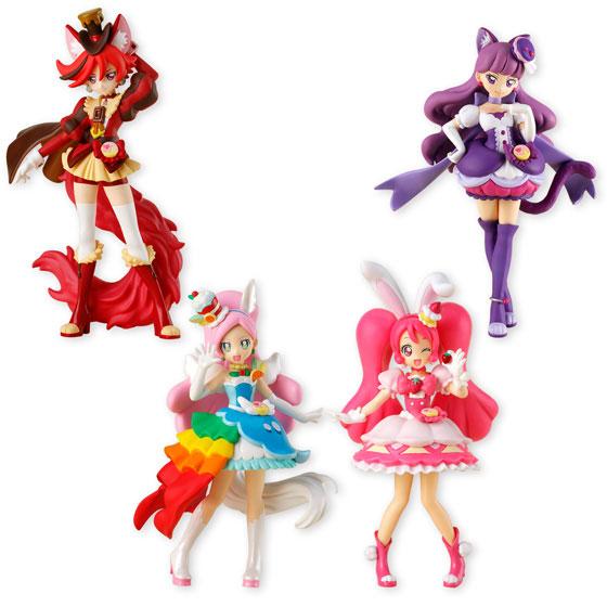 キラキラ☆プリキュアアラモード キューティーフィギュア2 10個入りBOX (食玩)[バンダイ]《在庫切れ》