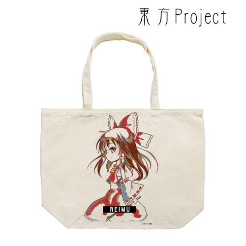 東方Project Ani-Artトートバッグ(博麗霊夢)[アルマビアンカ]《取り寄せ※暫定》