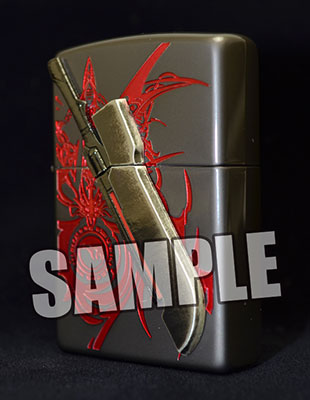 BLAZBLUE 半立体メタルZIPPO「ラグナ」[ブロッコリー]《在庫切れ》