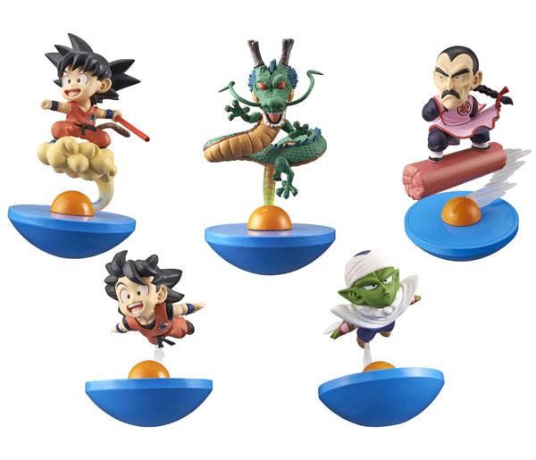 YuraColle Series - Dragon Ball Super: Shenron Futatabi Hen 5Pack BOX(Pre-order)ゆらコレシリーズ ドラゴンボール超 神龍ふたたび編 5個入りBOXAccessory