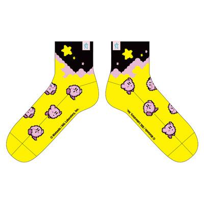 星のカービィ ACIMOV 靴下 black Ver.[グッドスマイルカンパニー]《在庫切れ》
